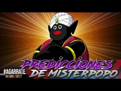 4 ASOMBROSAS PREDICCIONES DE MISTER POPO. UNA LUZ AL FINAL DEL TÚNEL