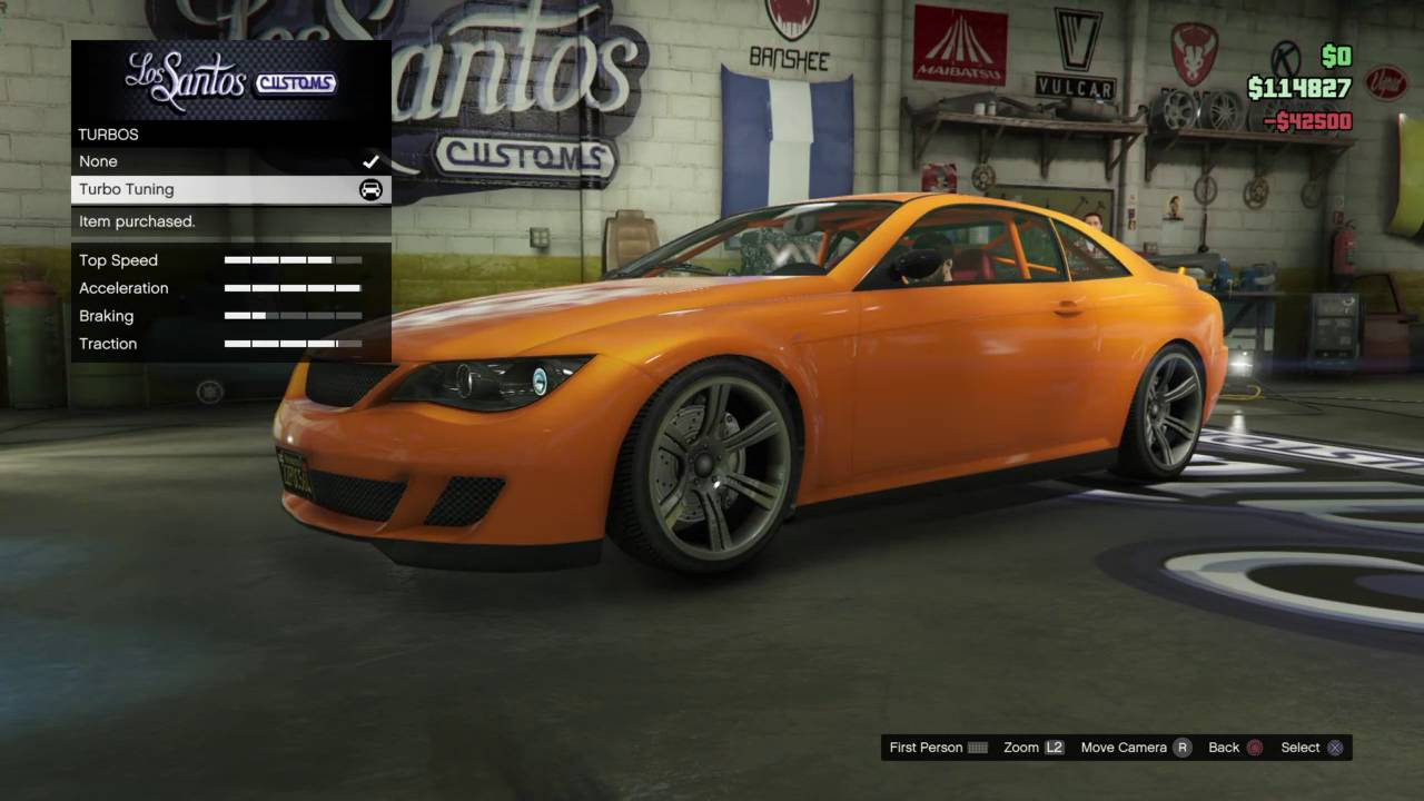 Gta Best Drift Car Budget Youtube