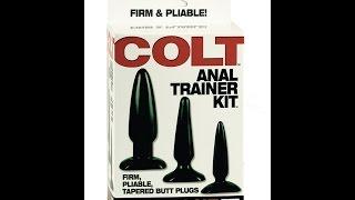 Magic X Erotic online shop - Anal Trainer Kit 3-tlg. (Anal-Plug)