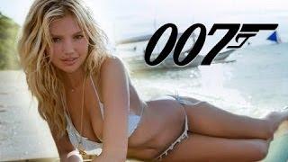 Kate Upton To Play A Bond Girl