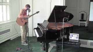 """Resolution"" - Matt Corby (Carter Harrell loop pedal COVER)"