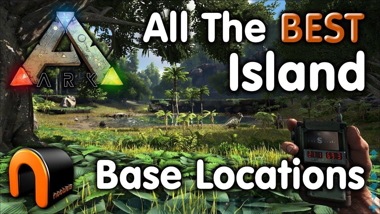 Ark The Island Best Base