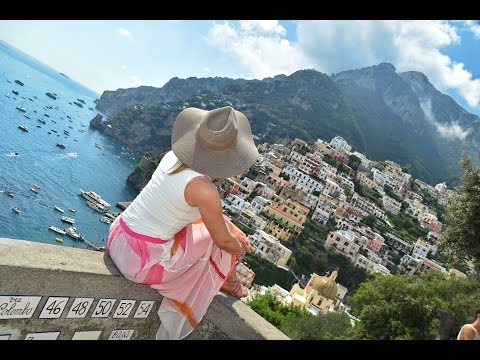 Amalfi Coast and Rome, Italy 2016