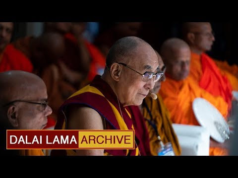 Talk At Lokuttara International Bhikku Training Center