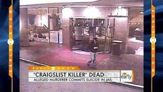 'Craigslist Killer' Commits Suicide