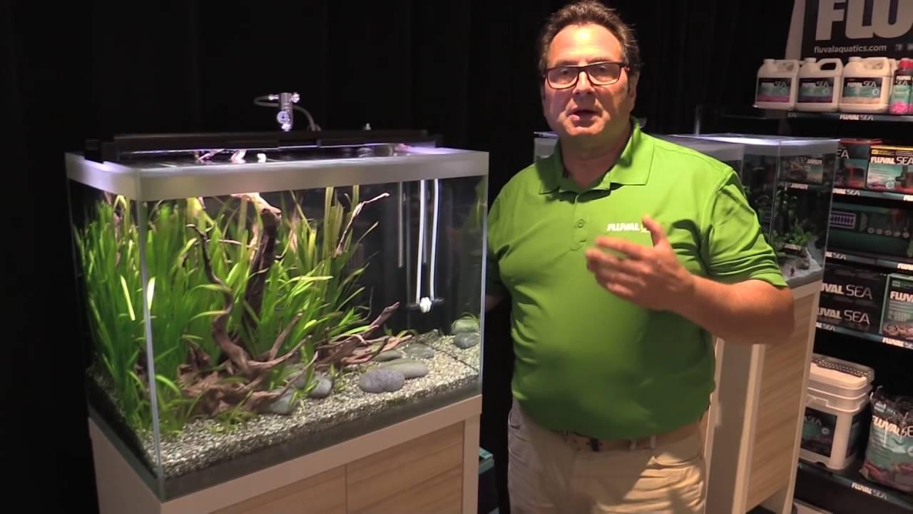Fluval Fresh & Plant 2.0 Aquarium LED - YouTube