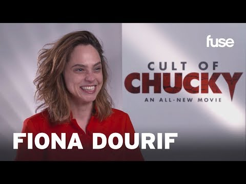 Cult of Chucky Star Fiona Dourif On Her Dad Voicing The Doll