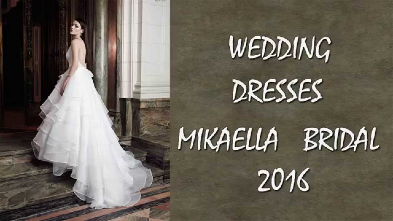 Mikaella Dress