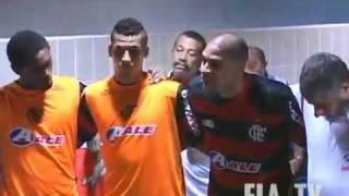 Os bastidores do hexacampeonato do Flamengo FLATV GLOBO ESPORTE