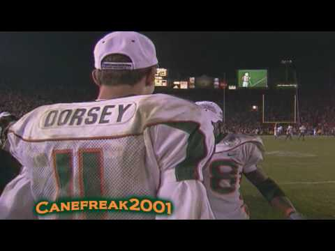 Ken Dorsey - Pride of a Champion