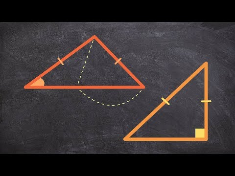 What Is The HL Theorem - Congruent Triangles