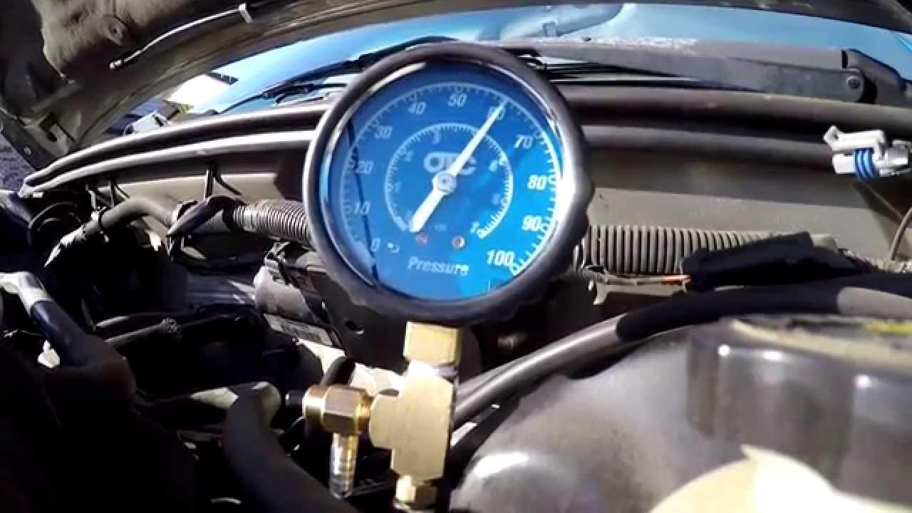 2000 Chevy S10 Fuel Pump