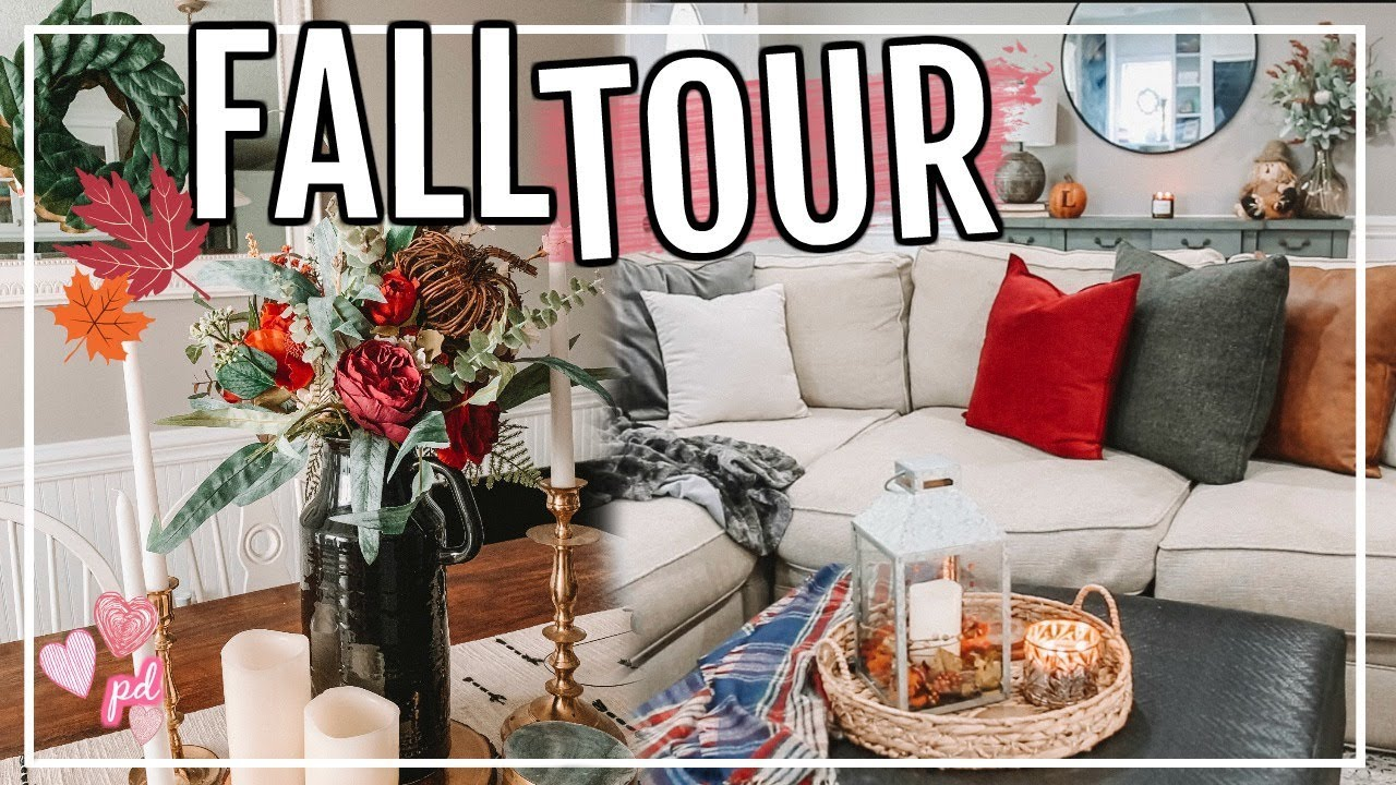 There are some home repairs that you need to call a pro to handle, such as anything involving gas, major plumbing emergencies and so on. FALL DECOR HOME TOUR 2019 | FARMHOUSE FALL DECOR | Page ...
