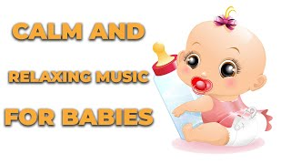 Clam and Relaxing Music For Babies  Baby Lullaby Sleeping Music  5 Hours