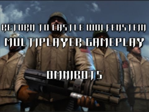 Return To Castle Wolfenstein - Multiplayer - Objective - Beach Invasion (Allies)