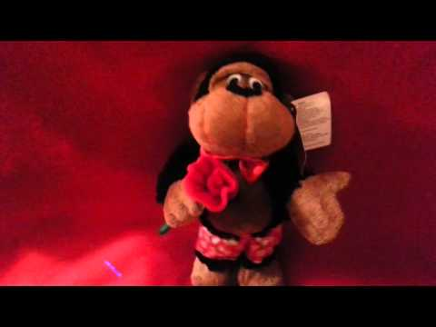 Valentine animated plush 014