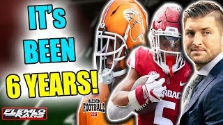 New CFB Video Game THIS MONTH! CFB Players getting Paid! Rakeem Boyd EATIN! CFB/Last Chance U News