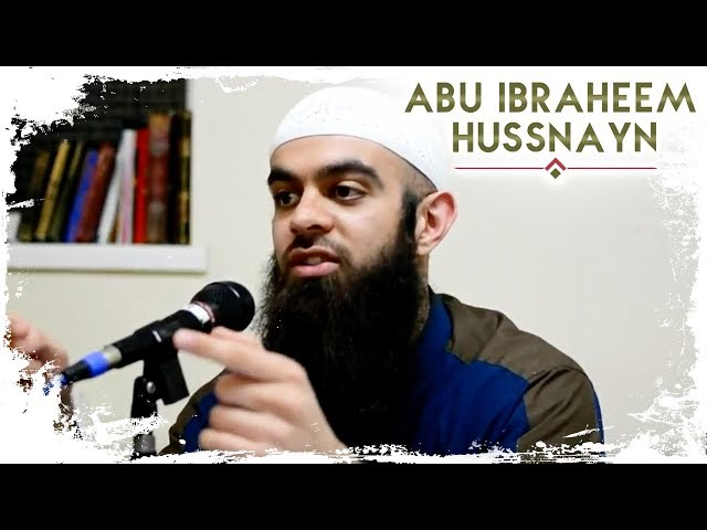 The Aqeedah Course: Lesson 9 The Magician || Abu Ibraheem Hussnayn