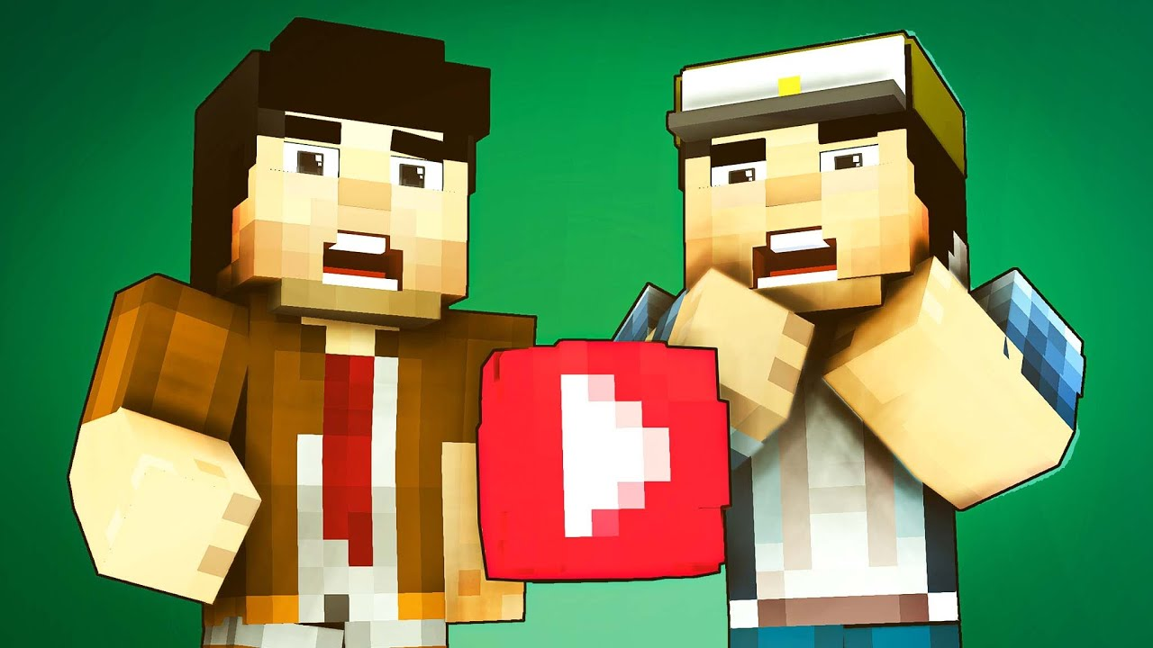 Block Terlarang ?! - Animasi Minecraft Indonesia