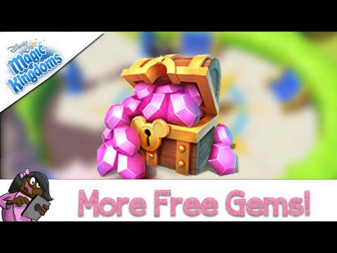 Free Gems Tips for Disney Magic Kingdoms Game