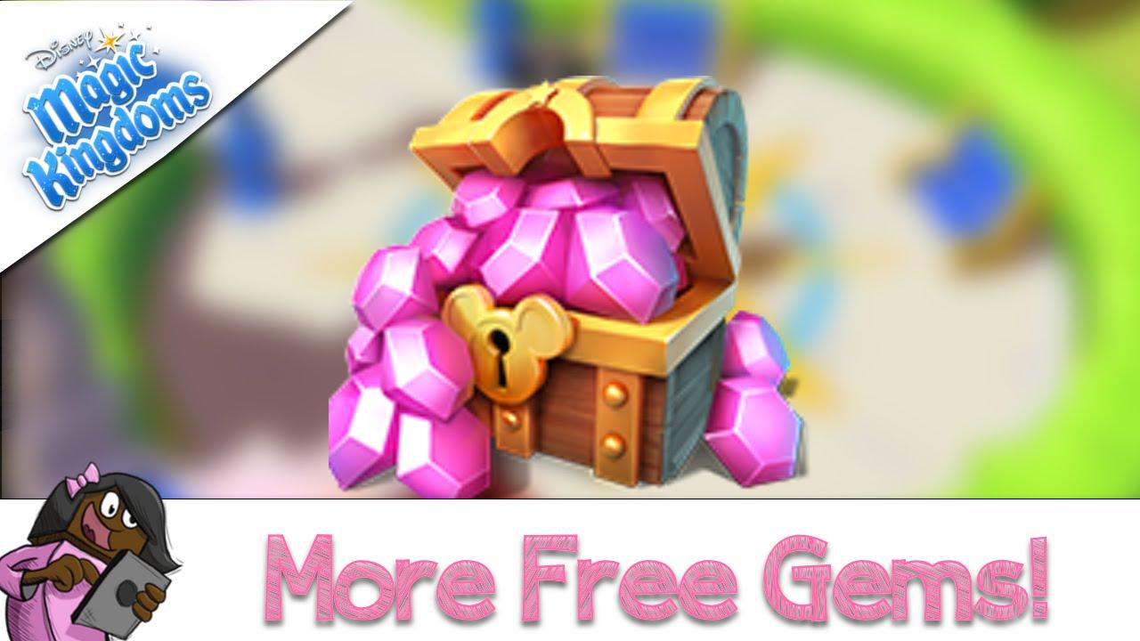 Free Gems <b>Tips</b> for <b>Disney Magic</b> Kingdoms <b>Game</b> - YouTube