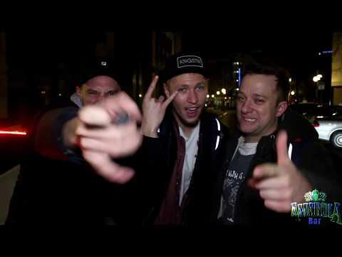 Amarula bar Frankfurt Jugglerz & Chezidek Silvester party