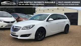 2013 VAUXHALL INSIGNIA 2.0 LIMITED EDITION CDTI ECOFLEX FOR SALE   CAR REVIEW VLOG