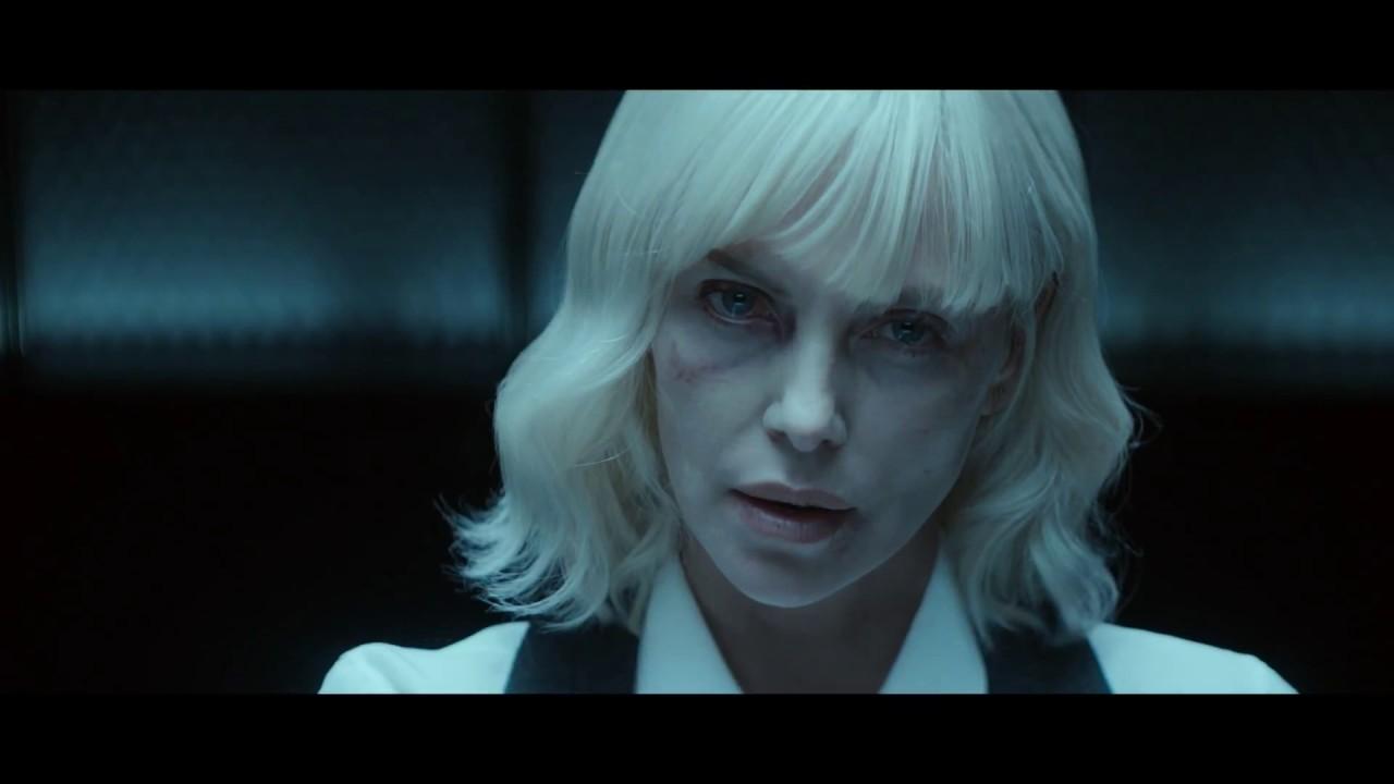 Atomic Blonde - oficiálny slovenský trailer