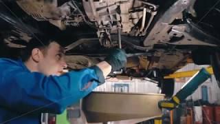 видео Замена масла в коробке передач на Рено Дастер
