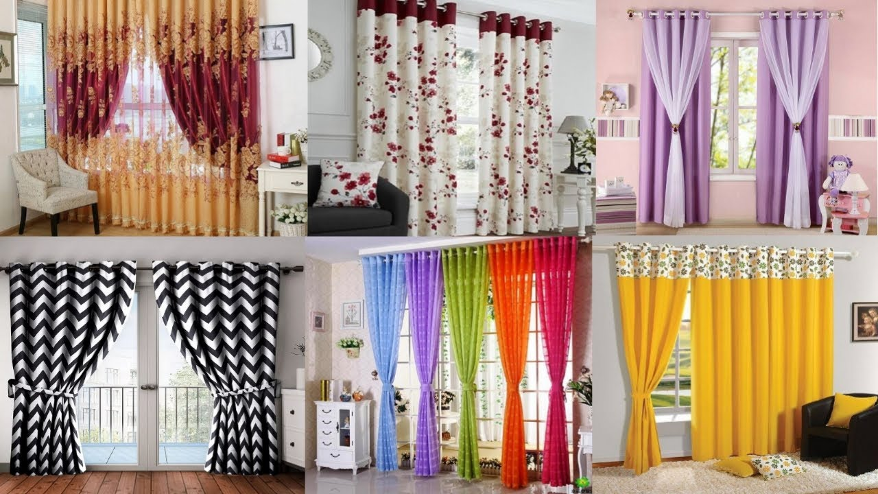 50 modern latest curtain designs for your home interior 2021