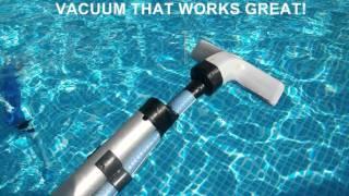 Real Vac for Colman or Intex pools