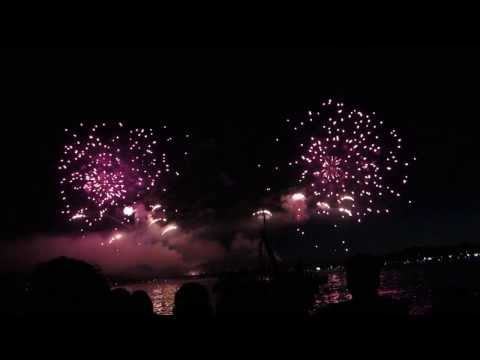 Celebration of Lights (Italia) 2012