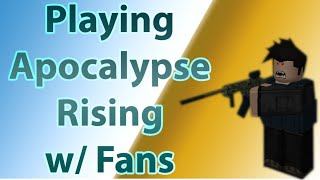 Roblox Apocalypse Rising Vip Server | Roblox Generator Game
