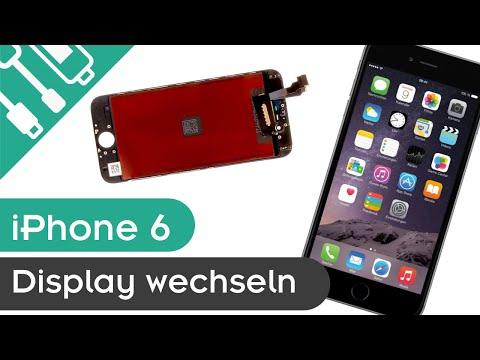 Apple iPhone 6 Display wechseln| EINFACH ERKLÄRT