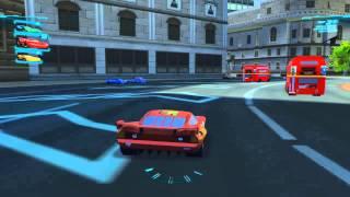 Cars 2   на русском Мировое Гран При (Тачки 2 Молния Маквин)