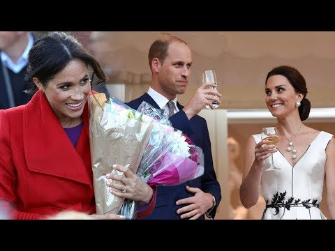 The real reason why Meghan & Harry didn't attend Kate's 37th birthday party amid deep rift rumos