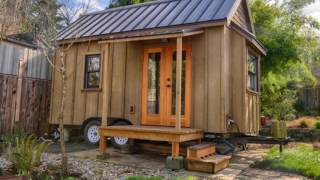 Sweet Pea Tiny House – Plans To Build Your Own, Amazing Small House Design