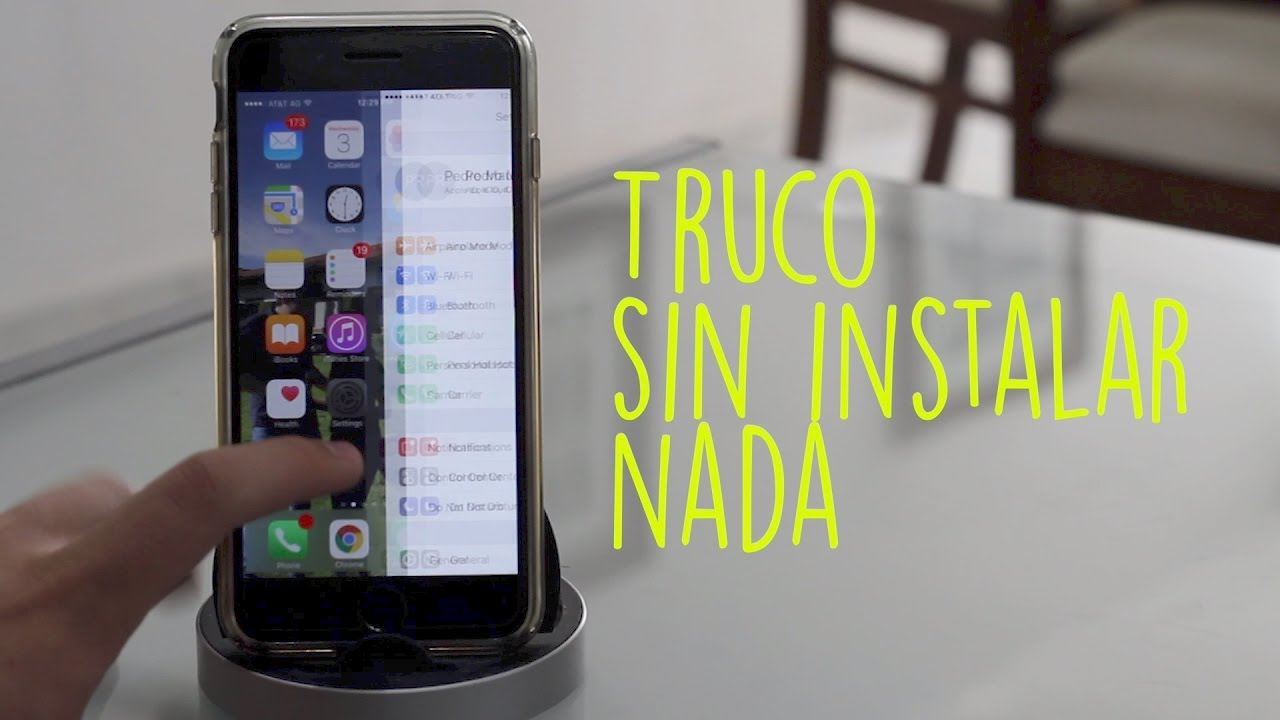 how to download youtube videos to iphone truco cambia la animaci 243 n de tu iphone instalar nada 1647