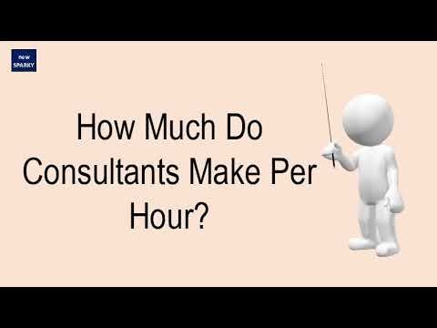 How Much Do Consultants Make Per Hour?