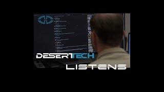 Desert Tech Listens | Desert Tech