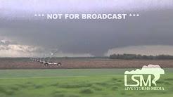 5/6/15 Scandia, KS; Tornado Damage *Rodney Nonamaker HD*