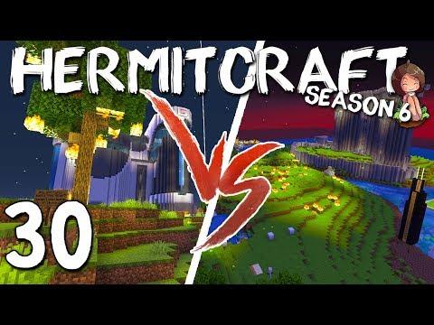 HERMITCRAFT 6 : 30 : The flag is DOWN!! : Minecraft 1.13