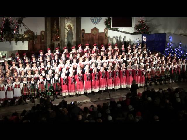 Hej bracia czy śpicie - Koncert kolęd w Kościele Św. Rodziny w Lublinie 10.01.2016