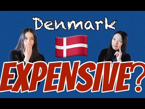 Cost of living in Denmark for students, all you need to know