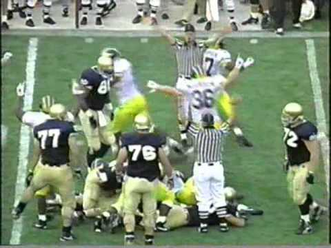 1994: Michigan 26 Notre Dame 24 (PART 2)