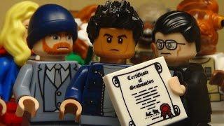 The Reaction 2 (TheFineBros Parody) (Lego)