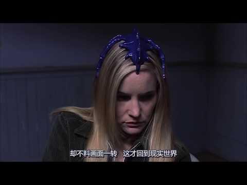 一部看完犯恶心的科幻片, 玩游戏之前要在背上打个洞, 表示服气
