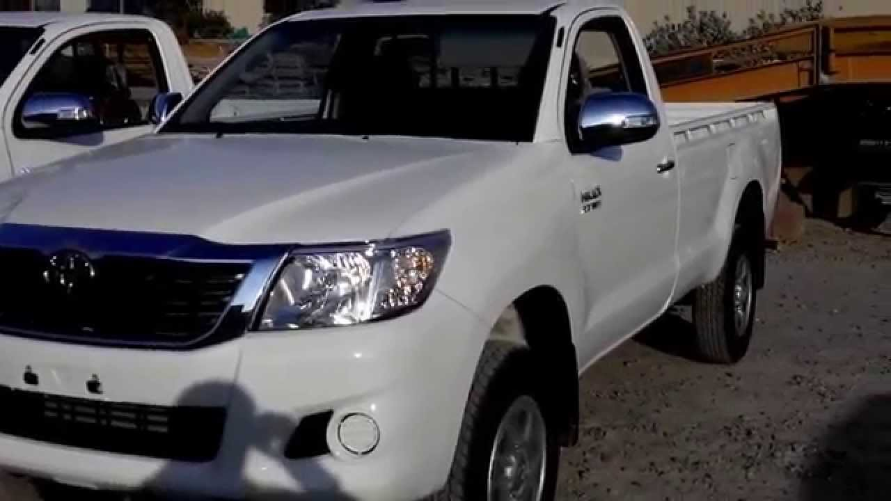 toyota hilux s/cab 4x4 petrol 2015 in dubai - youtube