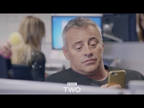 All New Top Gear Chris Evans And Matt Leblanc In The Office Trailer Bbc Two
