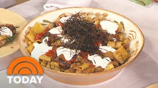 Summer watermelon salad and pasta dishes: Get Anthony Scotto's recipe! thumbnail